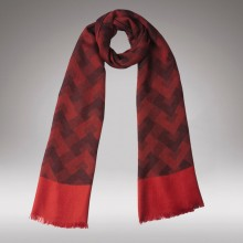 Cross Rouge Scarf